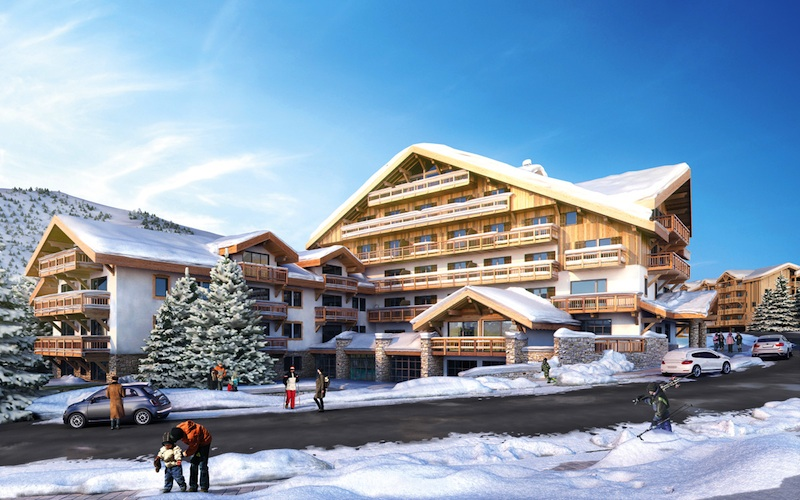 investissement appartement ski